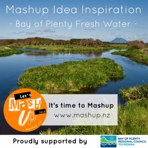 Mashup Idea Inspiration: BOP Fresh Water